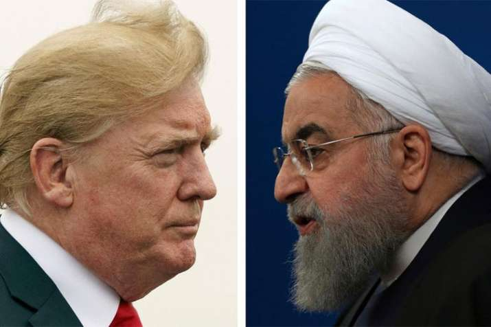 US President Donald Trump and Iranian leader Hassan Rouhani | AP File- India TV
