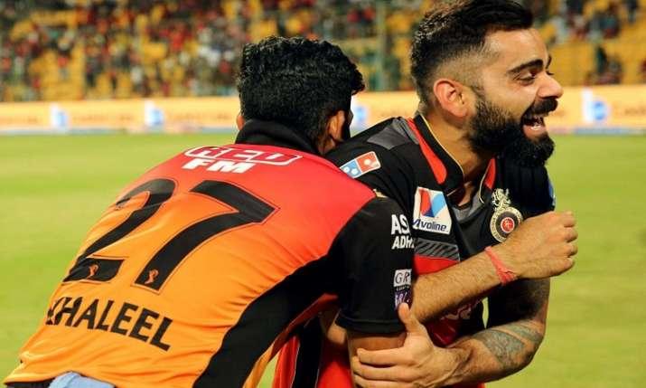 विराट कोहली और खलील...- India TV