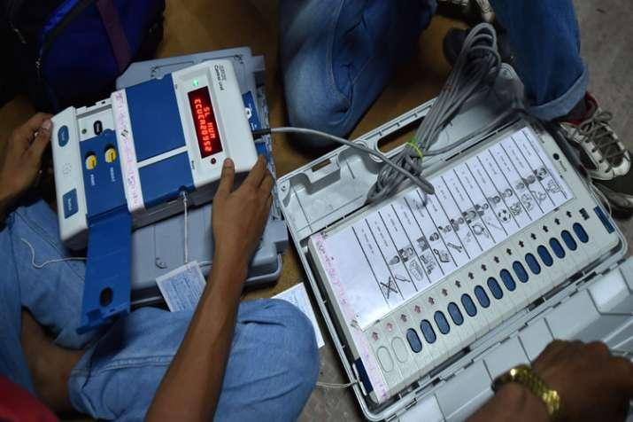 voting machine- India TV