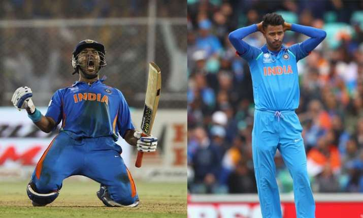 World Cup 2019: World Cup 2019: Hardik Pandya needs to emulate Yuvraj Singh's 2011 World Cup heroics- India TV