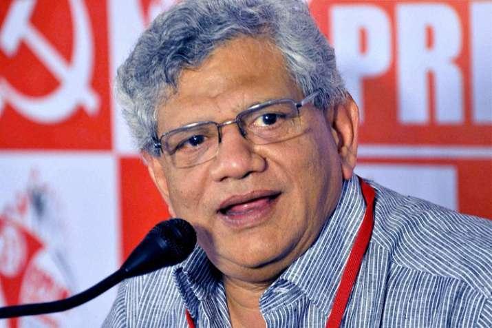 CPI (M) महासचिव सीताराम येचुरी- India TV