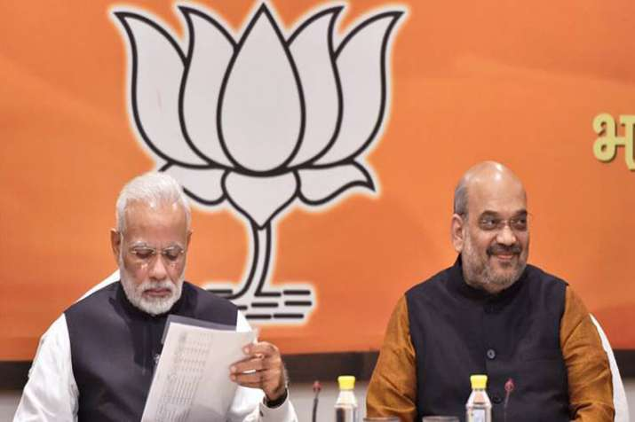 BJP parliamentary party meeting on Tuesday- India TV
