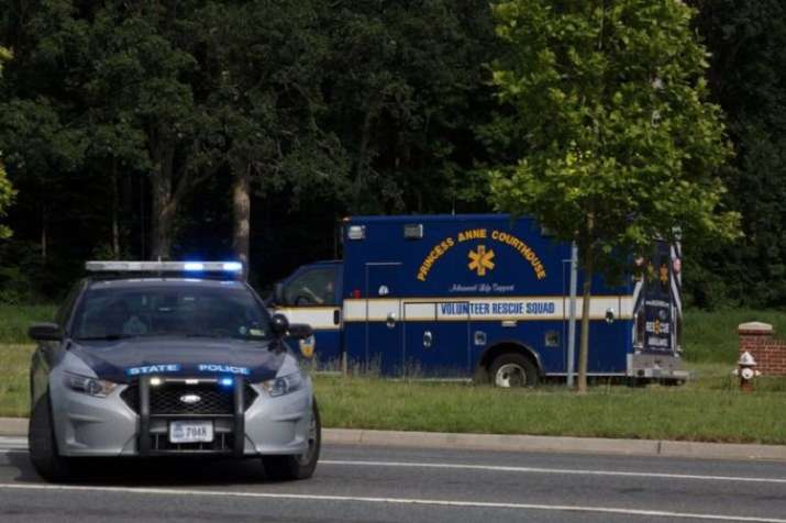11 people killed in mass shooting at government building in United States.- India TV