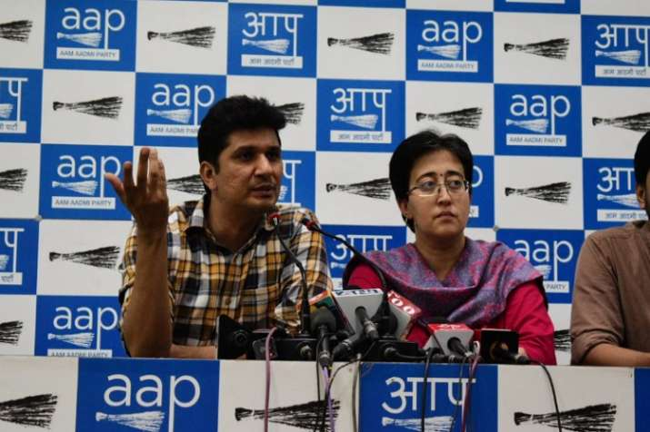 AAP- India TV