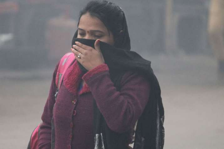 women can be highly stressed by air pollution in india says research- India TV