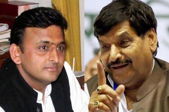 Akhilesh and Shivpal unlikely to unite - India TV