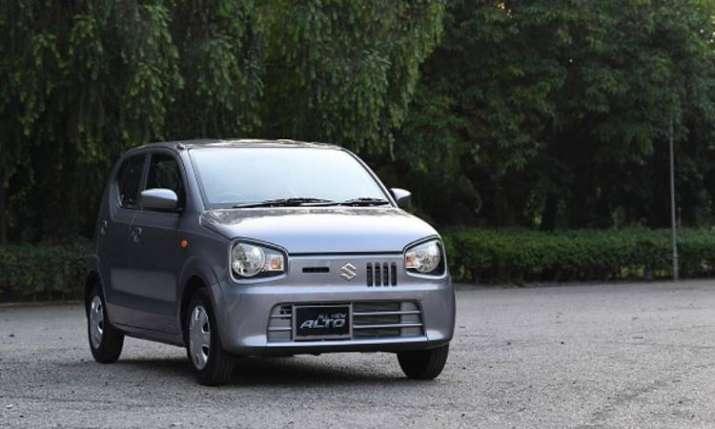 Pak Suzuki Motor Company unveiled Alto 660cc - India TV Paisa