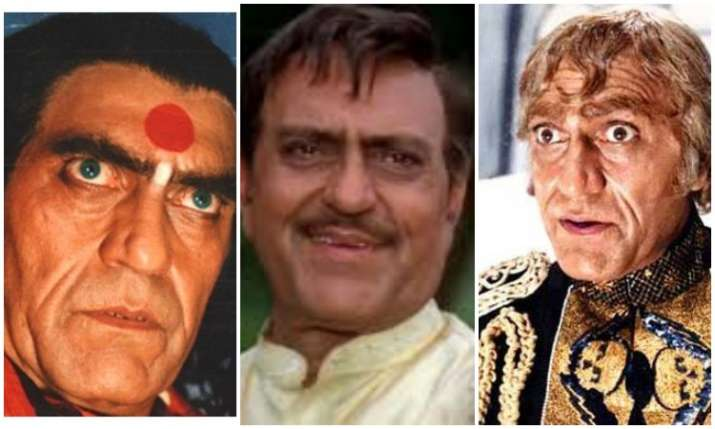 अमरीश पुरी- India TV
