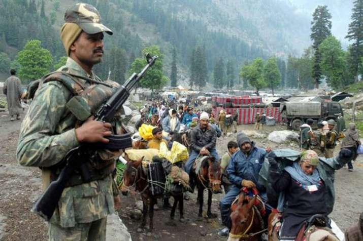 No Threat to Amarnath Yatra, claim Separatist leaders- India TV