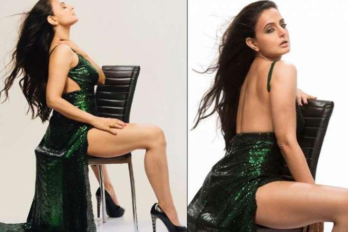 Ameesha Patel- India TV