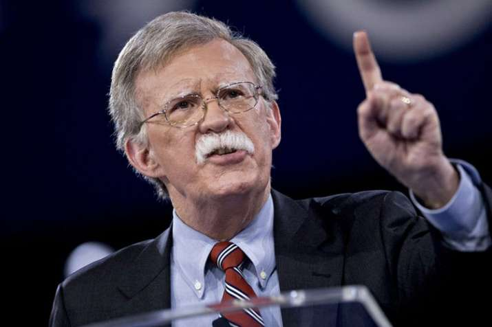 US warns Iran: Do not confuse prudence with weakness- India TV