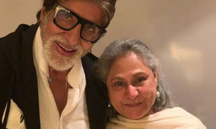 Amitabh Bachchan and Jaya Bachchan 46th wedding anniversary- India TV