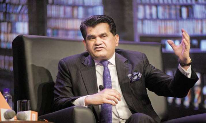 Amitabh Kant gets two-year extension as Niti Aayog CEO- India TV Paisa