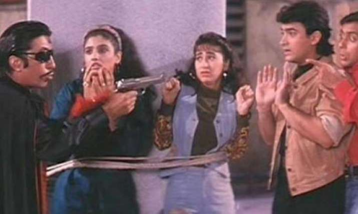 Salman Khan and Aamir Khan in Andaz Apna Apna sequel- India TV