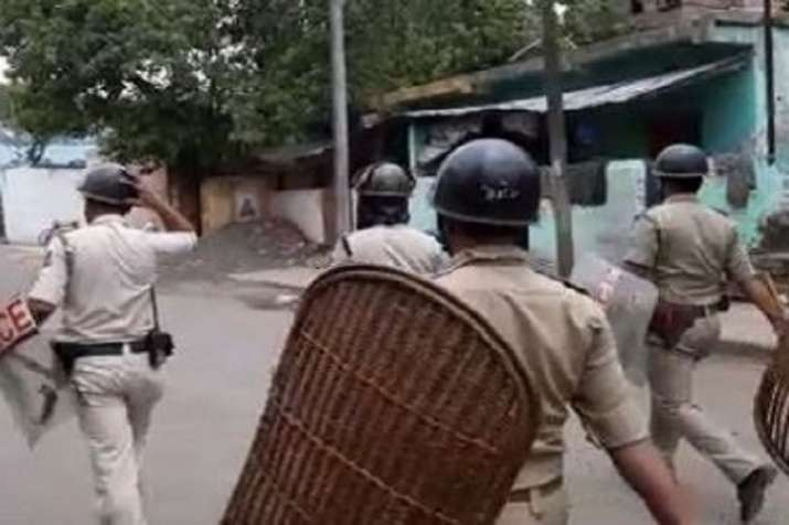 Section 144 imposed in Bhatpada of west Bengal after firing