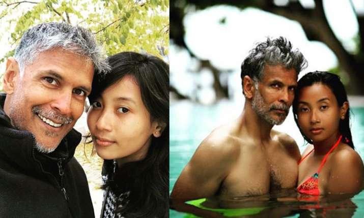 मिलिंद सोमन...- India TV