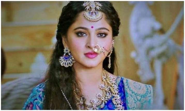 Anushka Shetty- India TV