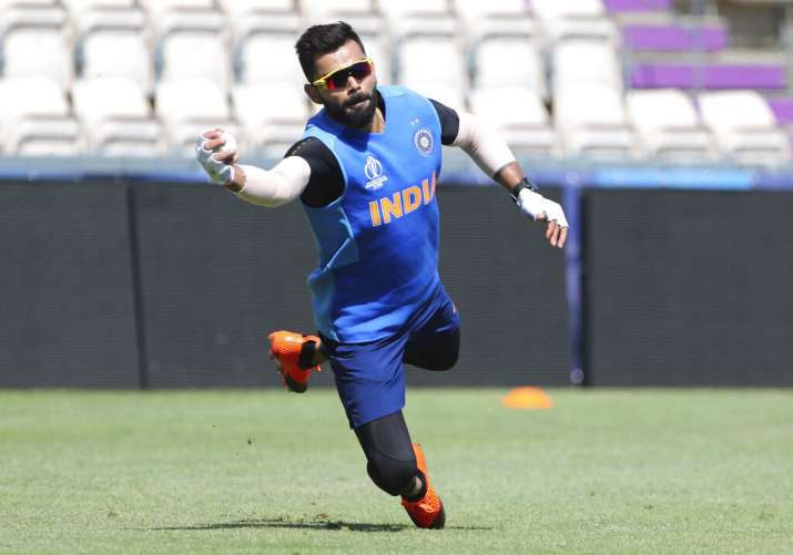 World Cup 2019: India will play with two jerseys in the World Cup, one color will be from the back t- India TV
