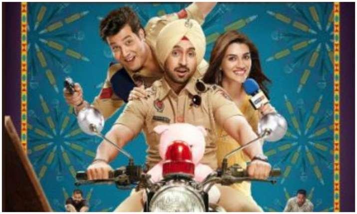 Arjun patiala- India TV