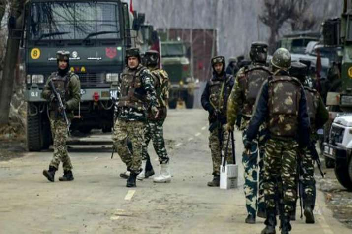 More than 100 terrorists killed so far by security forces in Jammu Kashmir this Year- India TV