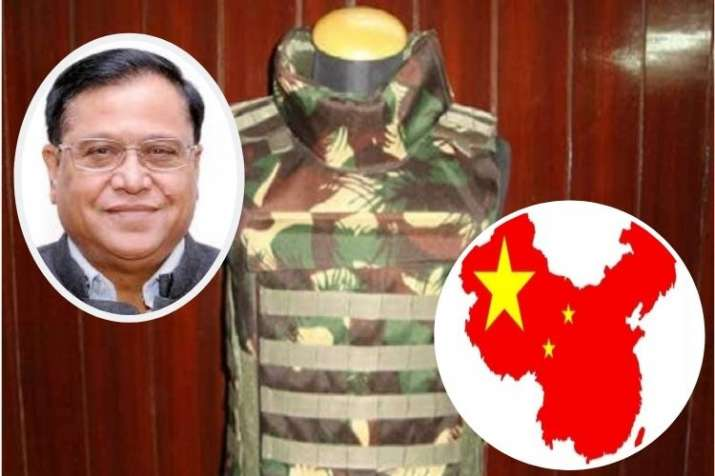 chinese raw materials imports for Army bulletproof jackets due to price advantage; no quality concer- India TV Paisa