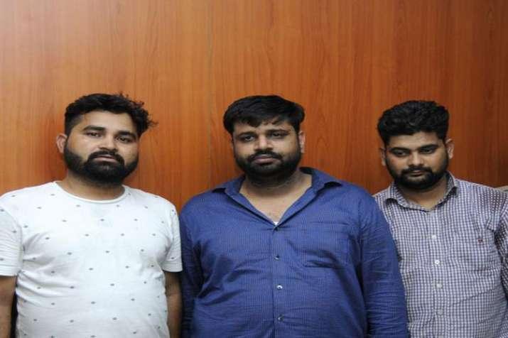 Noida police arrests three in 10,000 crore bike bot scam - India TV Paisa