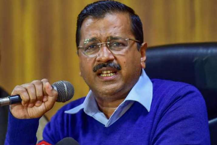 Arvind Kejriwal and Delhi Police spar over increased crime rate in capital | PTI File- India TV