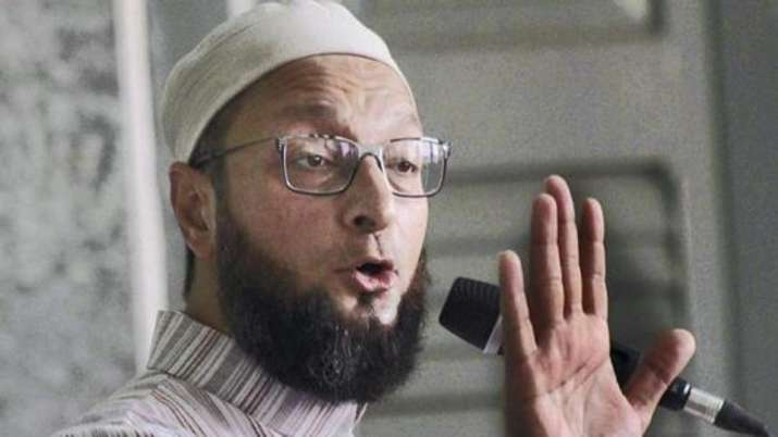 Asaduddin Owaisi condemns attack on temple in Delhi- India TV