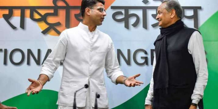 Sachin Pilot should own up my son's defeat: Ashok Gehlot- India TV