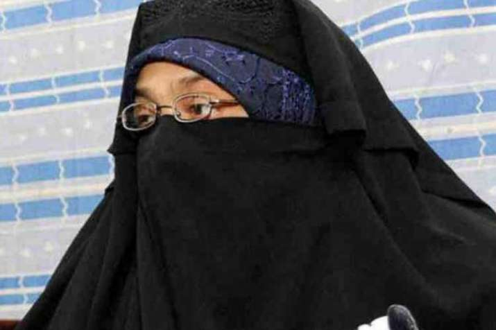 Asiya Andrabi- India TV
