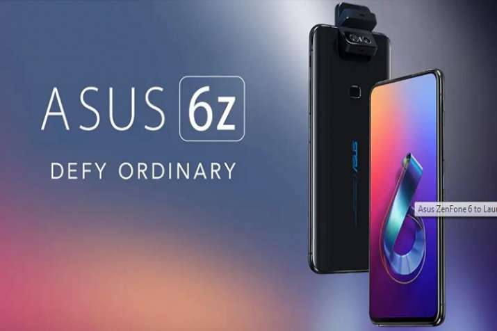 asus launches asus 6Z mobile phone in india on june 19- India TV Paisa
