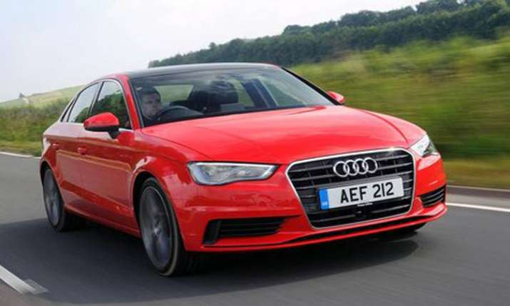 Audi A3 Gets A Price Cut By Up To ₹ 5 Lakh; Prices Start At Rs 28.99 Lakh- India TV Paisa