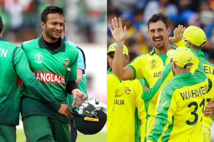 बांग्लादेश और ऑस्ट्रेलिया - India TV