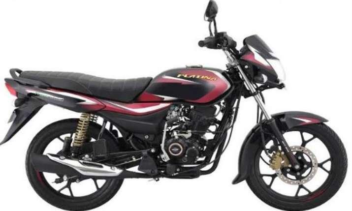 Bajaj Auto launches Platina 110 H-Gear - India TV Paisa