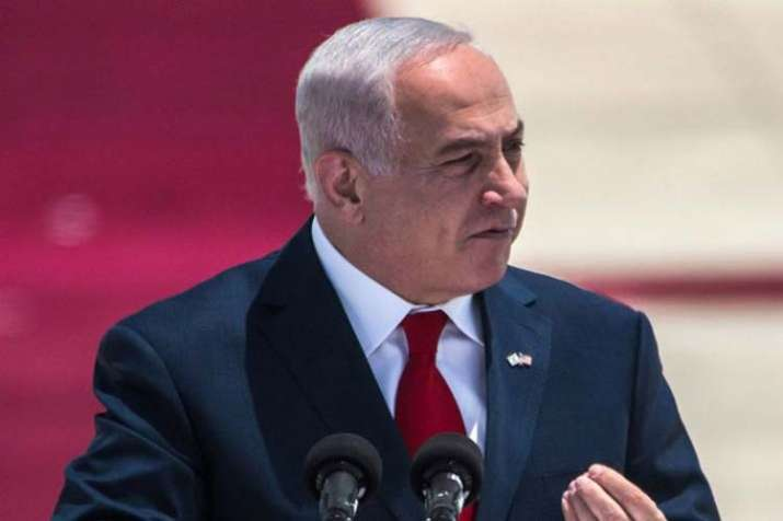 Israeli Prime Minister Benjamin Netanyahu - India TV