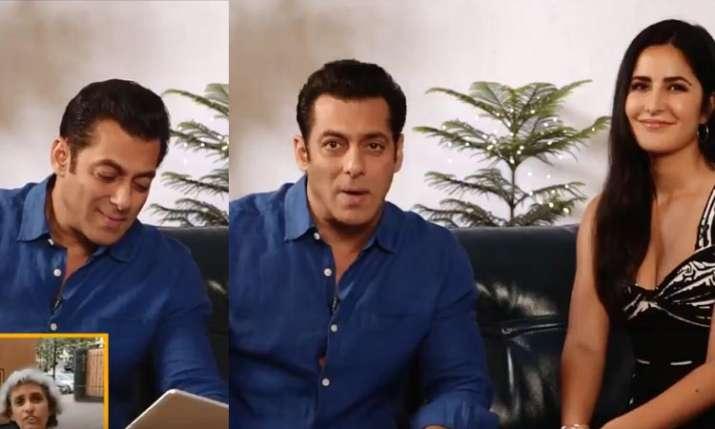 सलमान-कटरीना- India TV