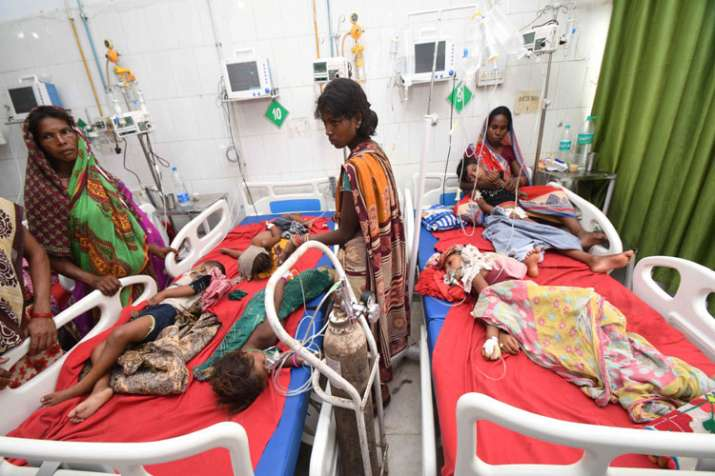 Will provide all help to ailing children in Bihar,...- India TV