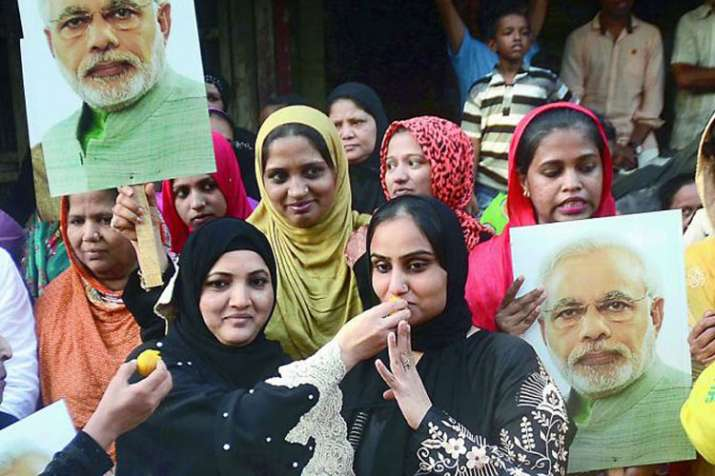 BJP has a special strategy to attract more Muslim women in Uttar Pradesh | PTI File- India TV