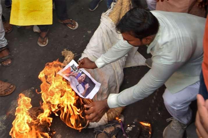BJP calls for 12-hour bandh in Basirhat of West Bengal | PTI- India TV