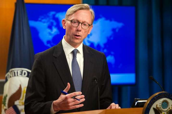 Donald Trump envoy Brian Hook says US seeking talks with Iran, not war | AP- India TV