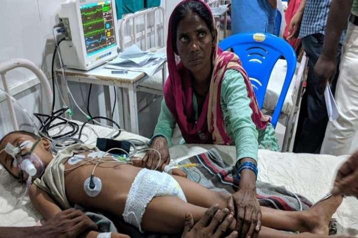 चमकी बुखार- India TV