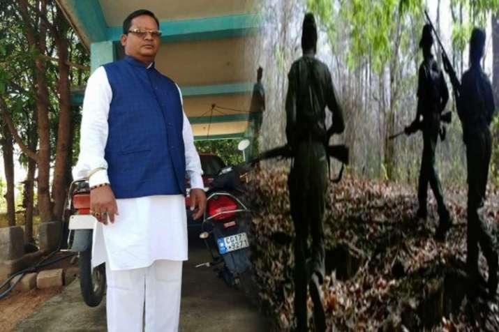 छत्तीसगढ़: नक्सलियों ने अपहरण कर की सपा नेता की हत्या- India TV