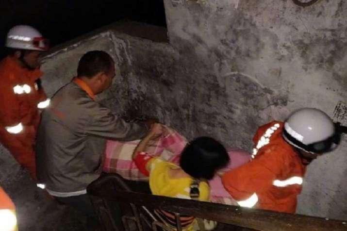 china earthquake- India TV