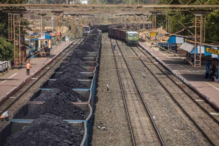 Coal supply through rail wagons- India TV Paisa