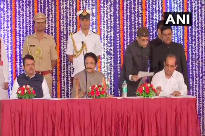 Maharashtra cabinet expansion- India TV