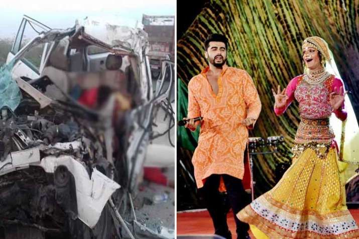 Famous folk dancer Queen Harish, three other artists pass away in an accident near Jodhpur