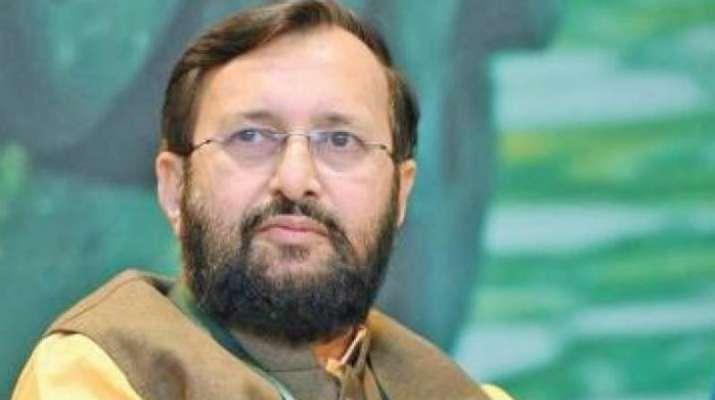 Prakash Javdekar File Photo- India TV