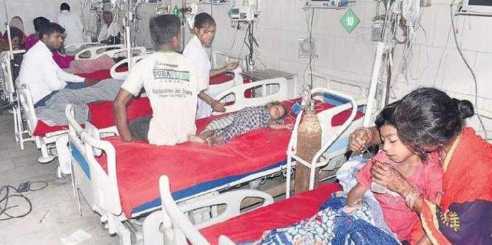 बिहार में चमकी बुखार का कहर जारी, अबतक 104 बच्चों की मौत- India TV