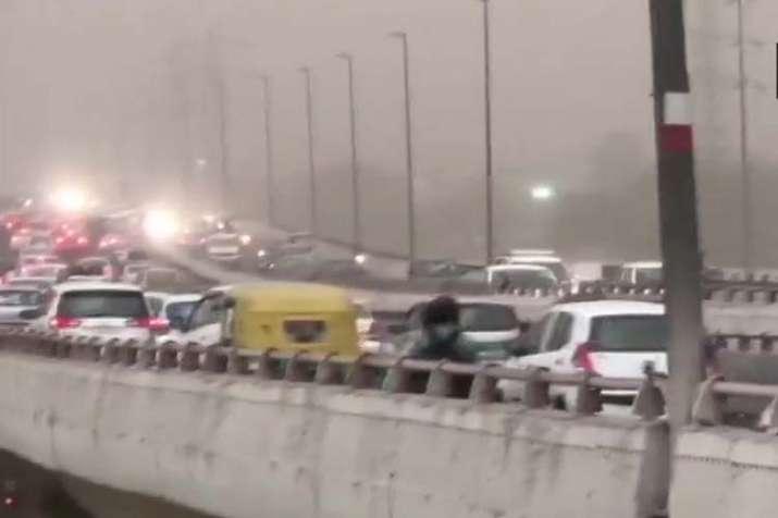 Delhi Dust Storm, Delhi Weather- India TV