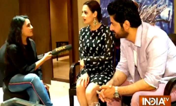 Dia Mirza-Mohit Raina Exclusive- India TV